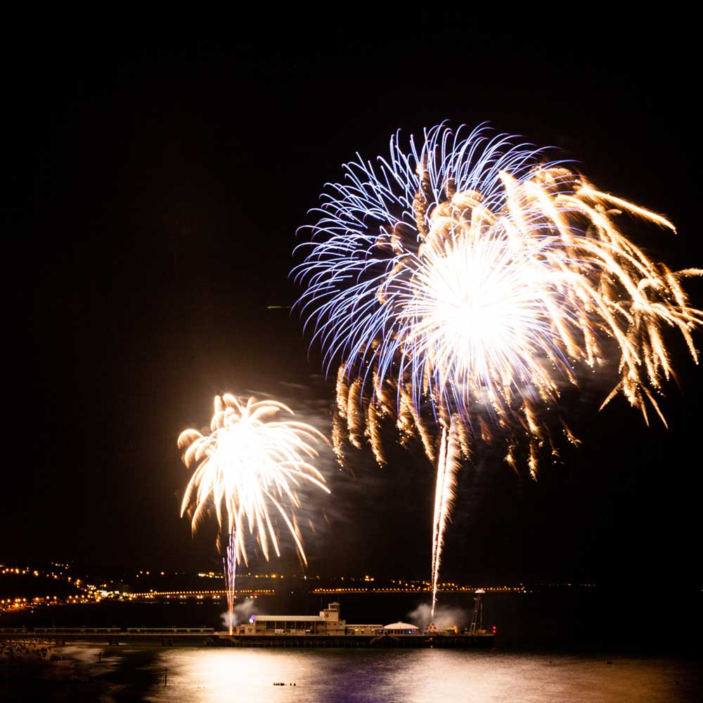 Bournemouth Fireworks