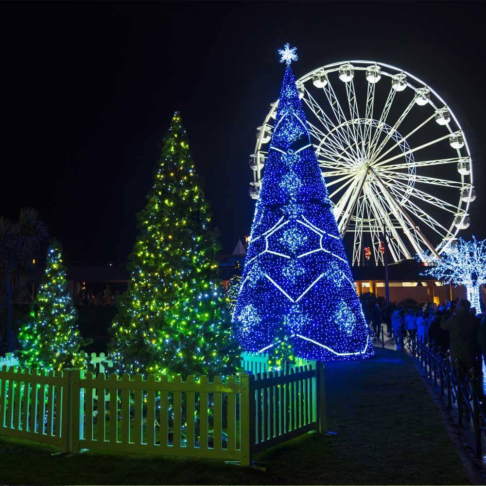 Bournemouth Christmas Lights